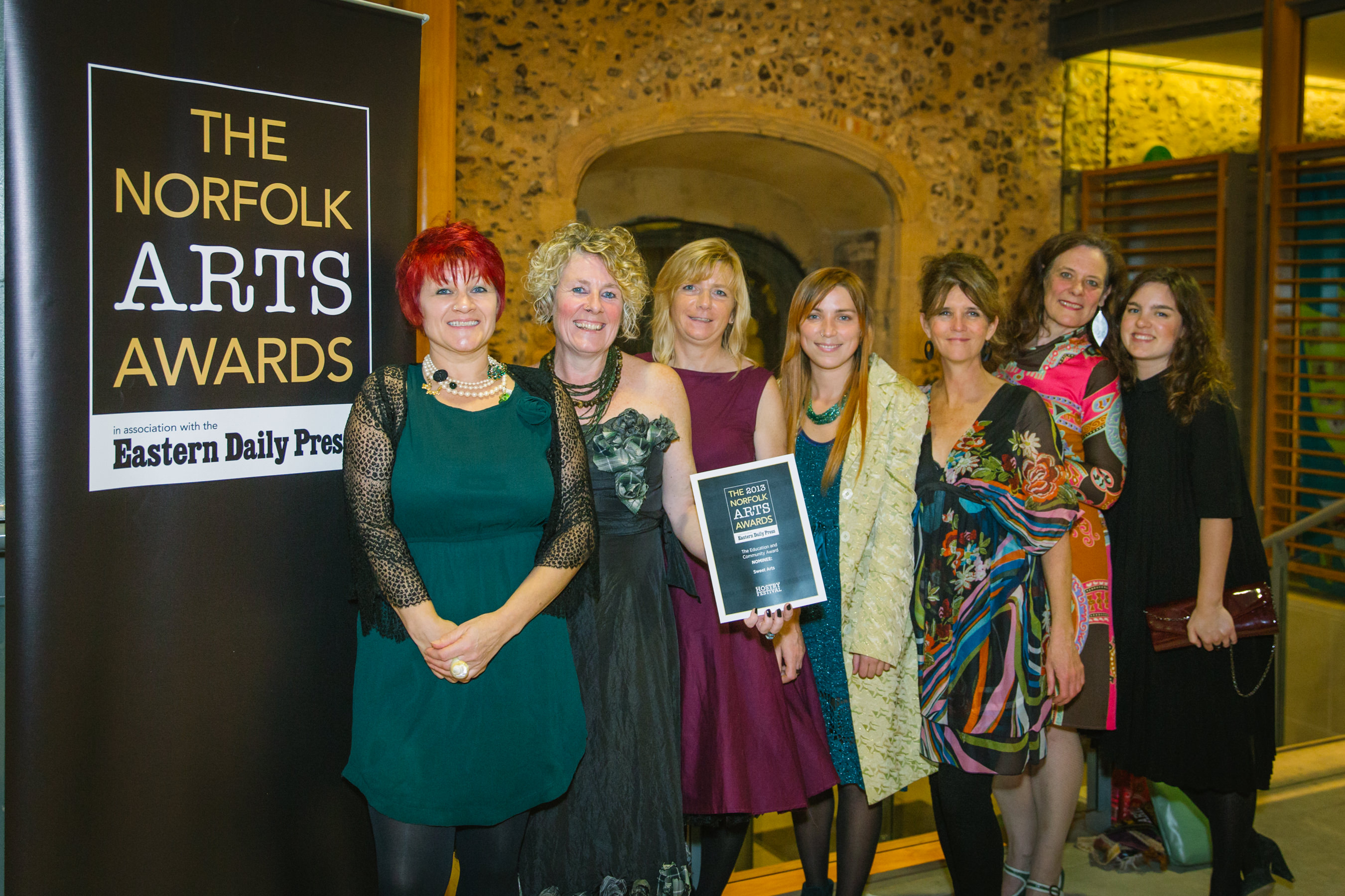 Norfolk Arts Awards 2013