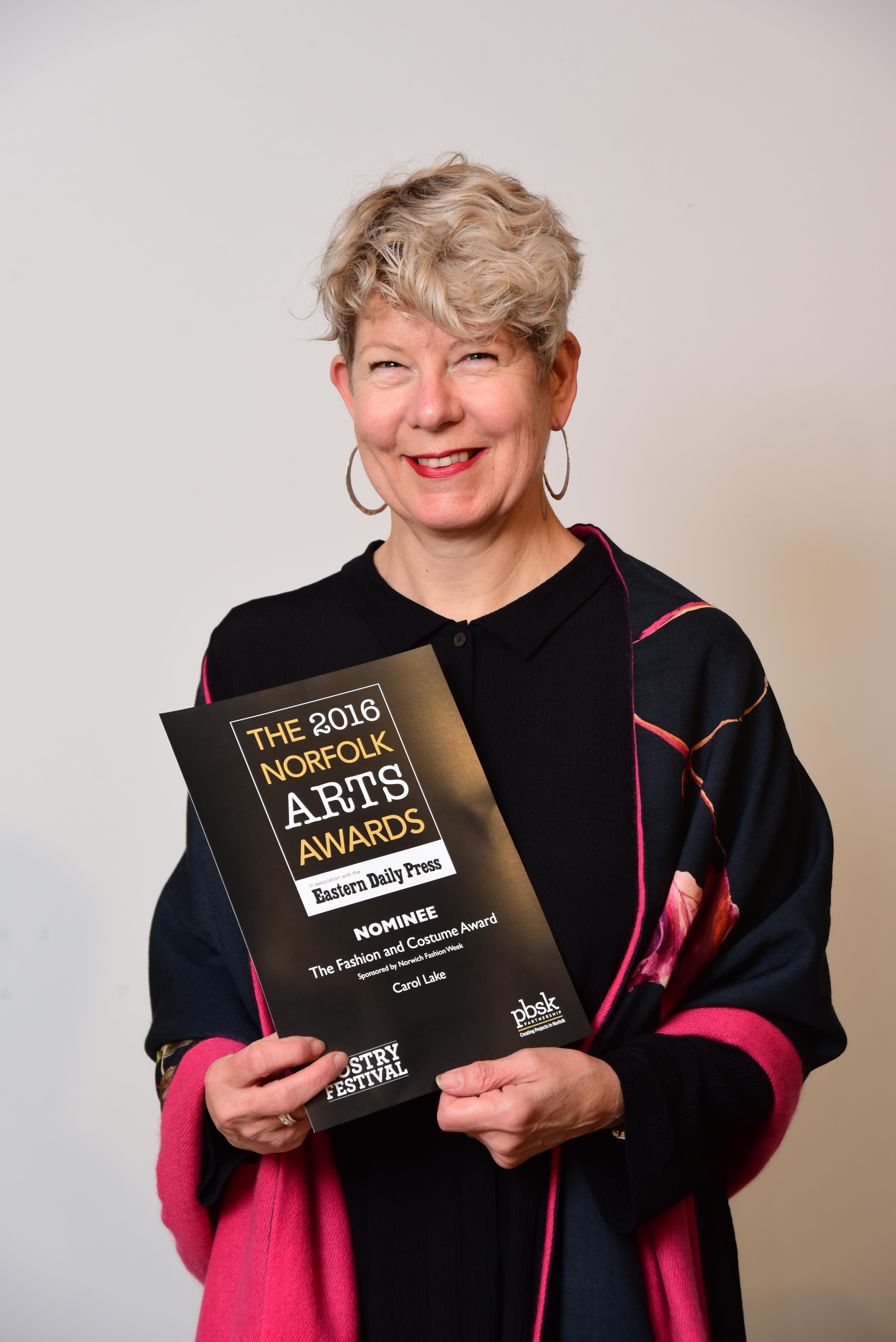 Norfolk Arts Awards 2016
